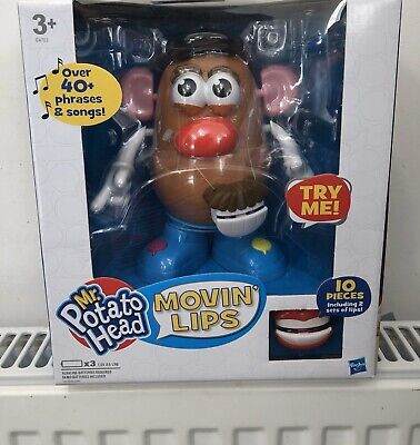BNIB - Mr Potato Head Movin' Lips Talking Action Figure - Toy Story NEW