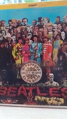 Sgt. Pepper's Lonely Hearts Club Band [LP] by Beatles (The) (Vinyl, Jun-1987,...