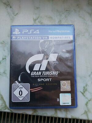 PS4 Gran Turismo Sport: Day One Edition