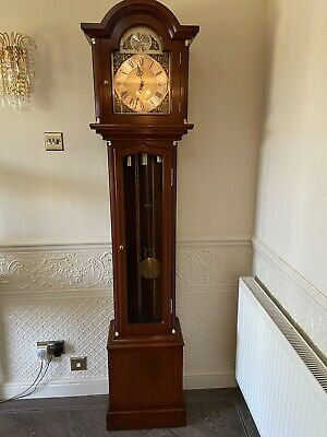 Grandfather Longcase Clock