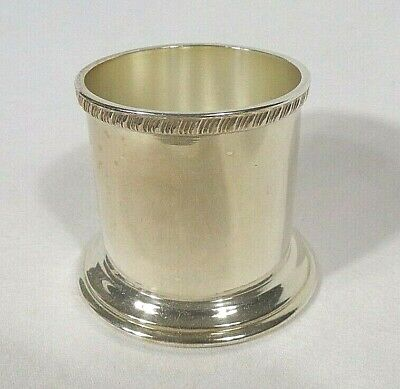 SHEFFIELD REPRODUCTION Silver Plate Cup / Vase 4-26-6