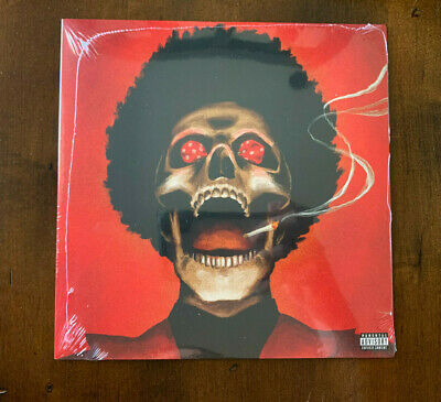 """The Weeknd - Heartless  / Blinding Lights (Limited, Collector's 7"""" Vinyl 003)"""