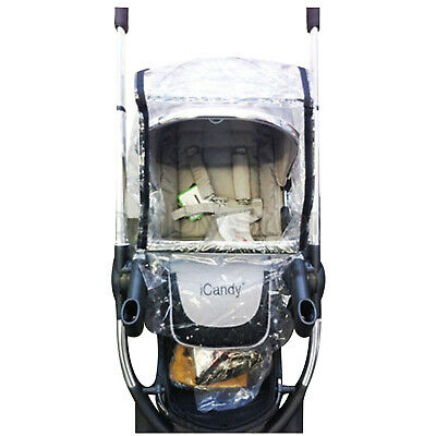 Trider Raincover Fit iCandy Apple Peach Strawberry Blossom Cherry Seat Carrycot