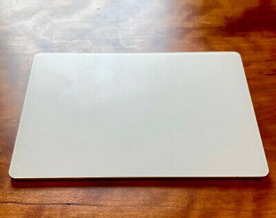 Apple Magic Trackpad 2 MJ2R2LL/A A1535 White And Silver Barely Used Ships Fast