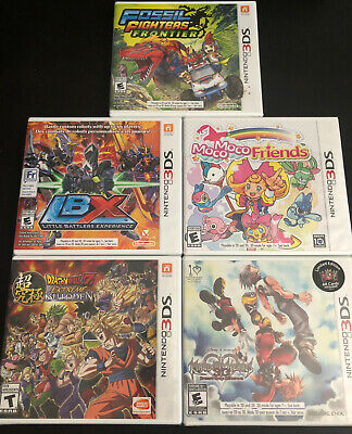 NEW Nintendo 3DS Games *Choose Your Own* (Factory Sealed) NTSC-U/C NA English