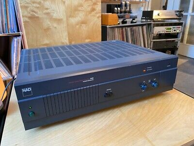 Nad Monitor Series Power Amplifier 2400 Power Envelope Stereo