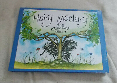 Childrens Book - HAIRY MACLARY - Five Lynley Dodd Stories - VGC - h/b