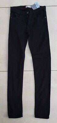 Boys NEW Zara Black Skinny Jeans Age 11-12 EUR 152