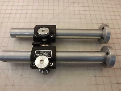 Lot of 2 NRC Newport Research Corporation  675 Beam Steering Instrument T33892