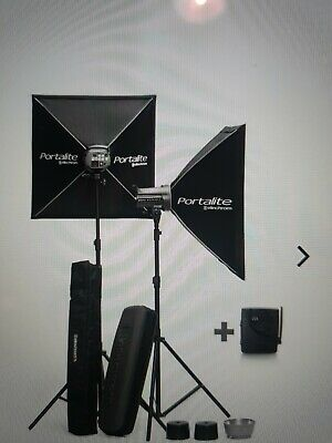 Elinchrom D-Lite RX 2 Softbox Kit