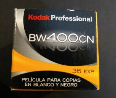 Kodak BW400CN Professional 35MM  24exp Black and White Film Sealed Expired NOS