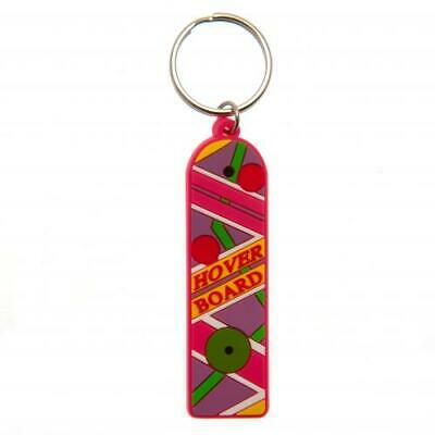 Back to the Future Hoverboard Official PVC Keyring