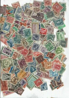 E961 World 1915-30 'Foreign Countries' all different net 25g