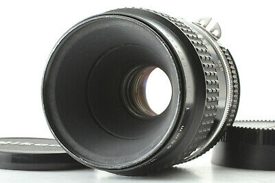[Exc4] Nikon Micro Nikkor 55mm f/2.8 Ai-S Ais Macro MF Lens From JAPAN #2138