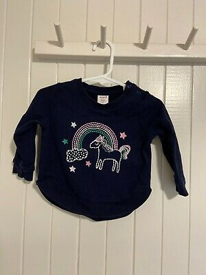 Seed Baby Girls Jumper 0