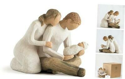 Willow Tree New Life, Sculpted Hand-Painted Figure