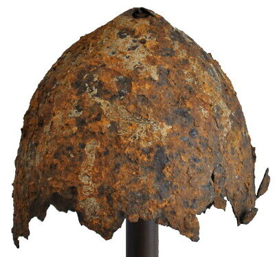 KIPCHAK   Iron  Helmet    6-9th cent AD  Original21