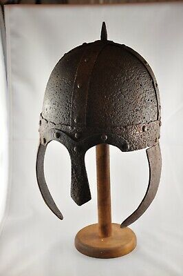 Scandinavian Helmet       Iron  Helmet    5th cent AD     Original10