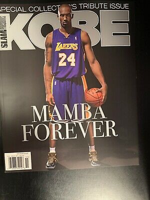 Slam Presents Kobe Special Collectors Tribute Issue