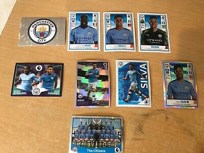 PANINI L PREMIER LEAGUE STICKERS 2020  Manchester City