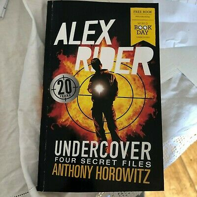Autographed limited edition Anthony Horowitz book