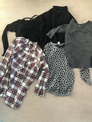 Maternity Top Bundle Topshop H&m Asos