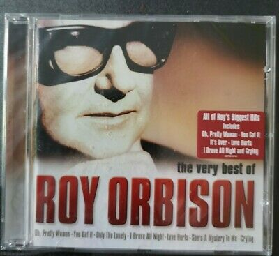 Roy Orbison: The Very Best Of CD (Greatest Hits)