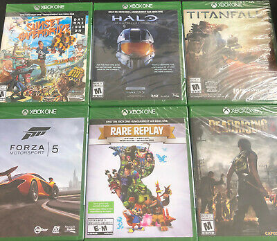 Xbox One Games (Choose Your Own) *BRAND NEW & SEALED* Free Shipping in Canada