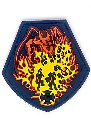 Maxpedition Fire Dragon Patch DRAGC