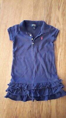 Polo Ralph Lauren Girls Dress Age 5