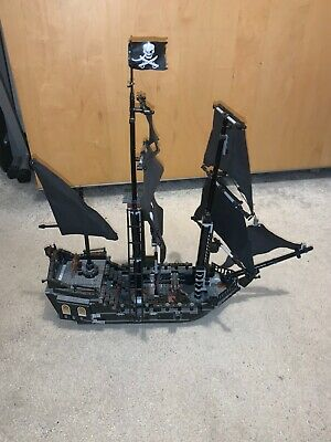 Lego Pirates Of The Carribean -Black Pearl - 4184
