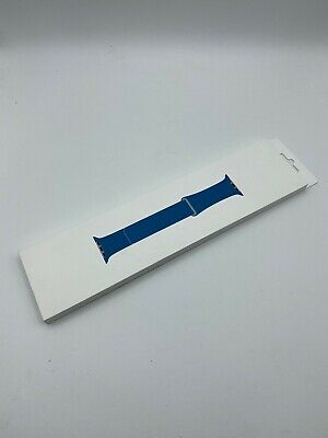 Apple Leather Loop Watchband L 42/44mm cape cod blue