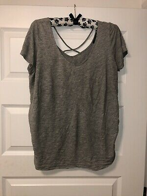 4 X Maternity Tshirts Size 10 New Look H&m