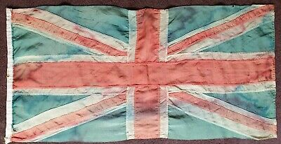 Antique Union Jack flag, early 20th century- Unique