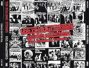 Rolling Stones - Singles Collection (3Cd, Dsd Remastered) CD Like new