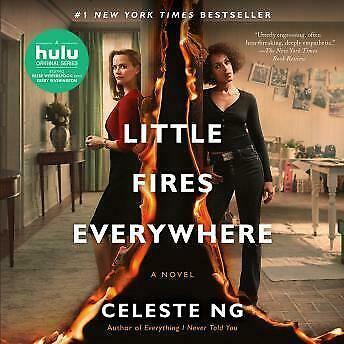 Little Fires Everywhere By Celeste Ng [ PDF, MOBI , Epub ] free shipping