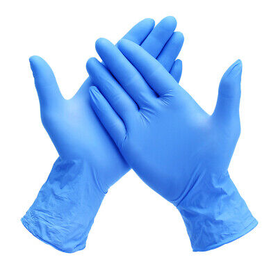Nitrile Gloves - Powder-Free Disposable Gloves - FAST SHIPPING!!!