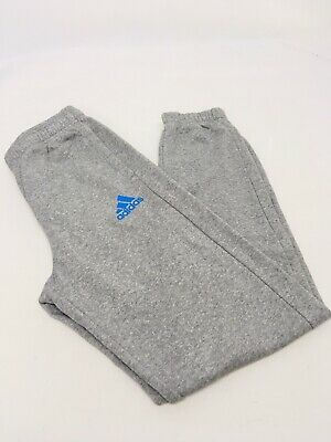Adidas Grey Tracksuit Bottoms 15-16 Years