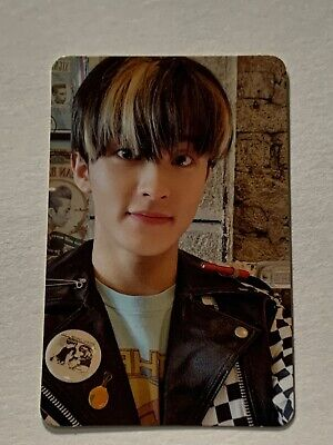 MARK OFFICIAL NEO ZONE PHOTOCARD PHOTO CARD Nct127 Nct #127 N C T Version Kihno