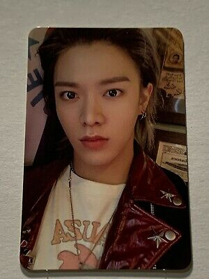 YUTA OFFICIAL NEO ZONE PHOTOCARD PHOTO CARD Nct127 Nct #127 N C T Version Kihno