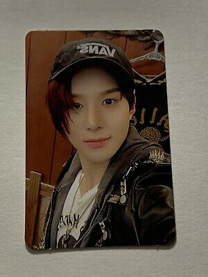 JUNGWOO OFFICIAL NEO ZONE PHOTOCARD PHOTO CARD Nct127 Nct #127 N C T Ver. Kihno