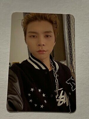 JOHNNY OFFICIAL NEO ZONE PHOTOCARD PHOTO CARD Nct127 Nct #127 N C T Ver. Kihno