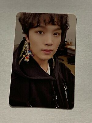 HAECHAN OFFICIAL NEO ZONE PHOTOCARD PHOTO CARD Nct127 Nct #127 N C T Ver. Kihno