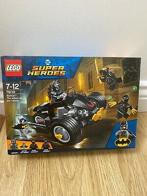 Lego DC Comics Super Heroes Batman: The Attack of the Talons (76110)