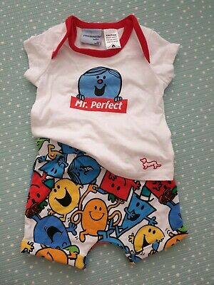Peter Alexander Baby Mr Perfect Size 0/3 months Excellent condition