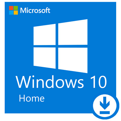 Windows 10 Home 32/ 64bit Genuine License Key Product Code 100% FULL SUPPORT