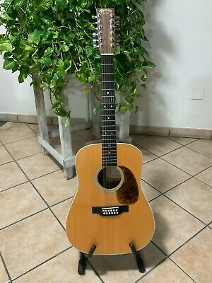 Martin D28-12 twelve strings, 25th anniversary 1995