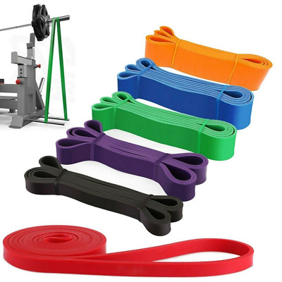 Resistance Bands Assisted Pull Up Bands Power Lifting Exercise Bands Heavy Duty