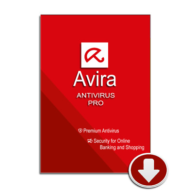 Avira Antivirus Pro 2019 Full Version / Multi Devices / Instant delivery ✔️