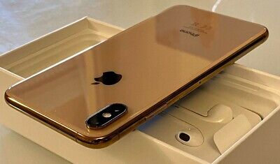 Apple iPhone XS Max gold 256 GB (A2101) come nuovo